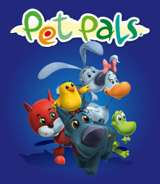 Pet Pals Homepage